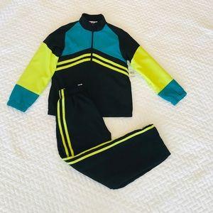 Boys Windsuit | Fleece Lined | Jacket NWT